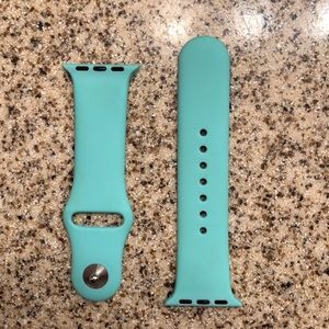 Accessories - Teal AppleWatch Band